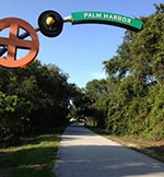 Palm Harbor on the Pinellas Trail
